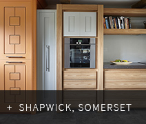 ECLECTIC KITCHEN SHAPWICK SOMERSET